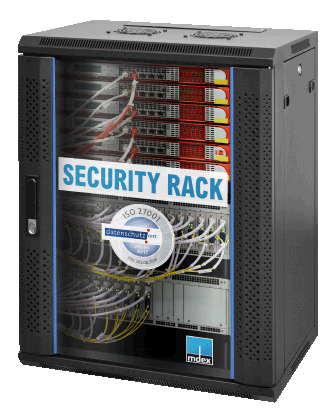 mdex security rack
