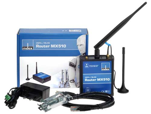 UMTS Router MX510