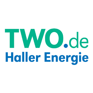 TWO Haller Energie Logo
