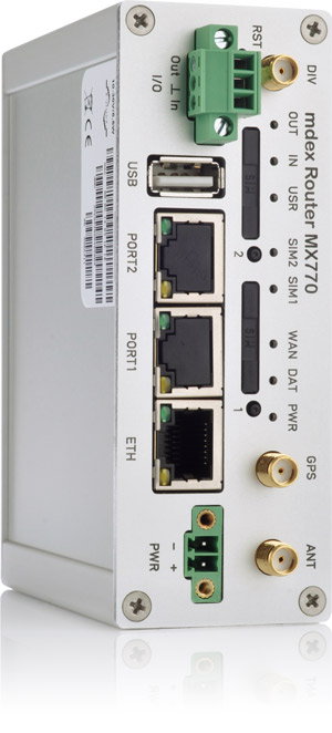 mdex MX770 Router