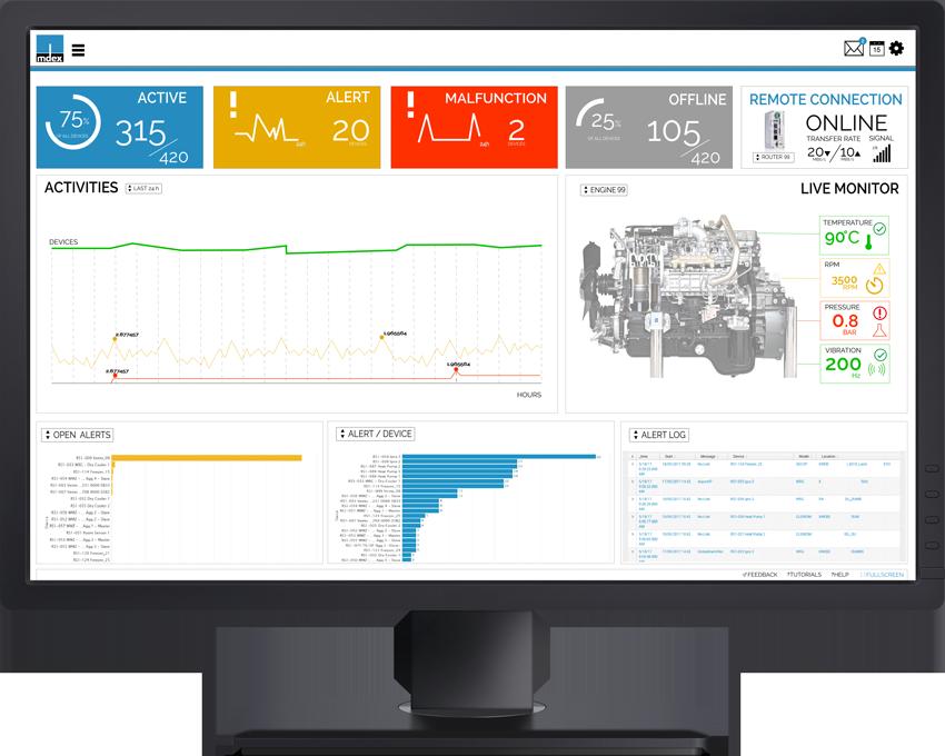 mdex IoT Plattform
