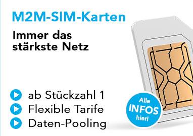 M2M-Daten-SIM-Karten