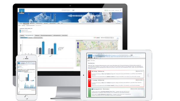 mdex Management Portal