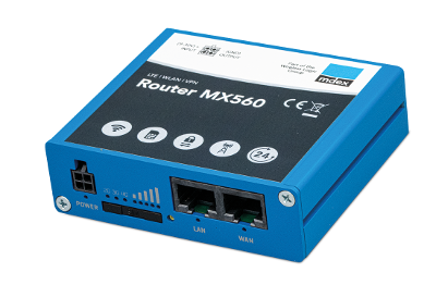 Industrie-Router mdex MX560